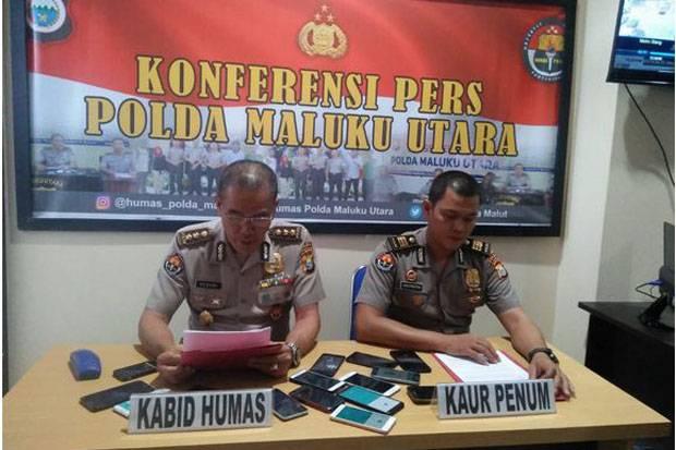 14 Hari Operasi Zebra 2018 di Maluku Utara 4.780 Kendaraan Terjaring