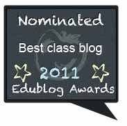 Edublog Awards 2011