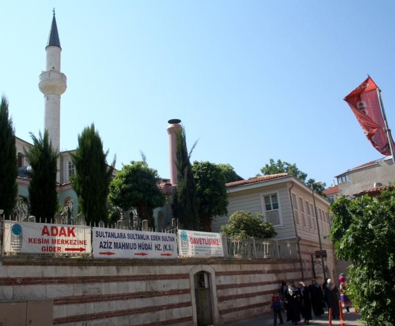 OĞUZ TOPOĞLU : Aziz Mahmud Hüdai Hazretleri Camii, Üsküdar