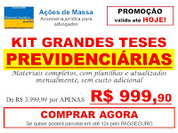 GRANDES TESES PREVIDENCIÁRIAS