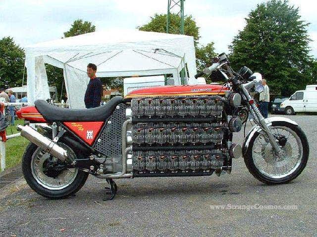Motor Unik Di Dunia