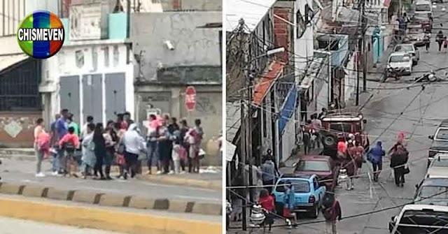 Vecinos de la Cota 905 y El Cementerio desalojan sus viviendas por las noches de terror