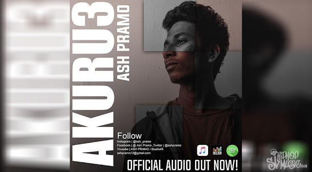 Ash Pramo - Akuru 3 | අකුරු 3