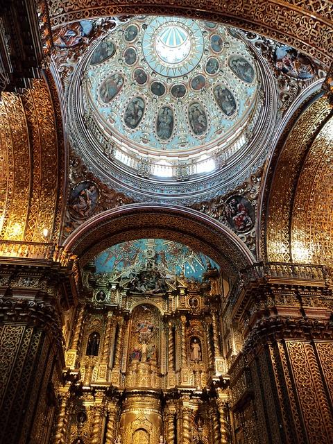 Baroque Culture in Latin America