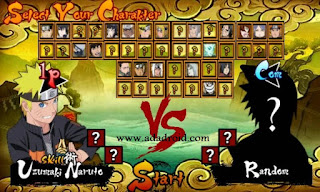Download Naruto Senki OverSad V1 Fixed Apk by MIA