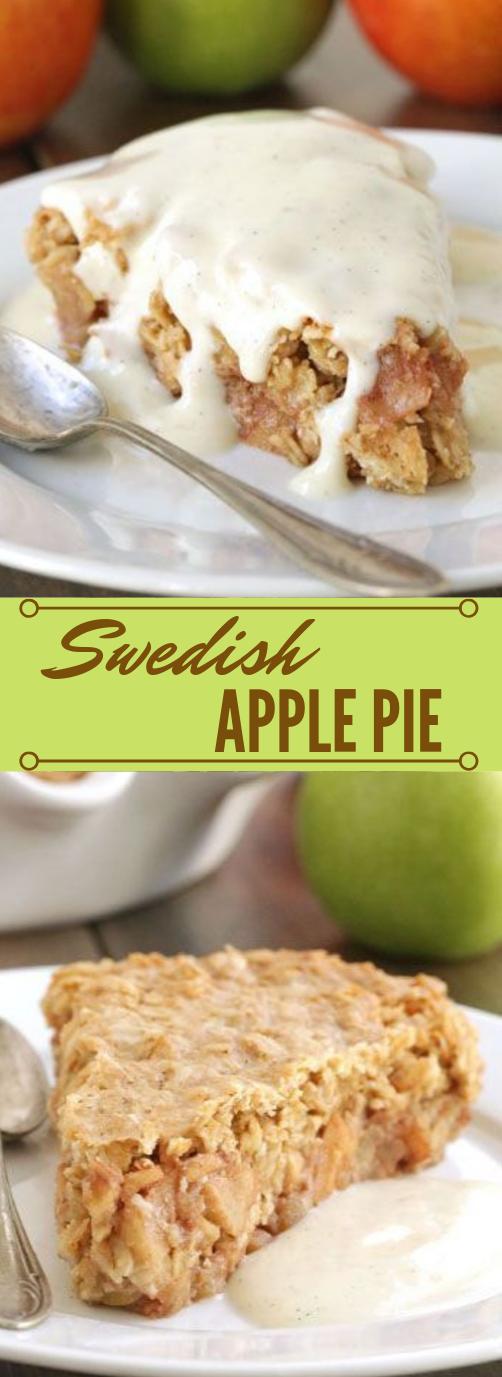 Swedish Apple Pie #apple #diet #recipes #pumpkin #whole30