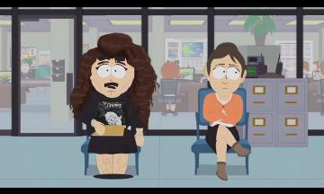 South Park Episodio 18x03 La mariquita
