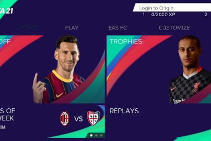 FIFA 21 MOD FIFA 14 Android Offline 700MB [Fixed Career Mode] New Transfer Update
