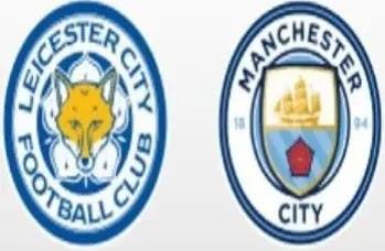 مواجهة مانشستر سيتي وليستر سيتي في مواجهاة الدوري الانجليزي الممتاز