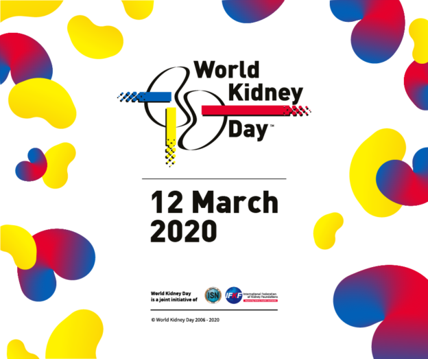 World Kidney Day 2020 - Theme and Notes