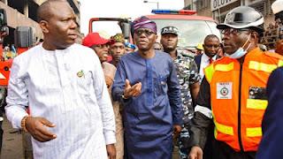 Sanwo-Olu Reacts To Abule Egba Pipeline Fire