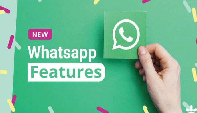 Whats app new design and layout-software update