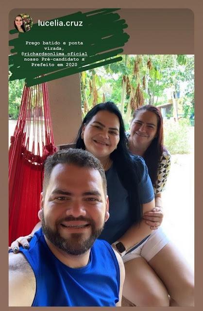 AGORA É PRA VALER! Família Cruz lança Richardson Lima pré-candidato a Prefeito de Imperatriz!!!