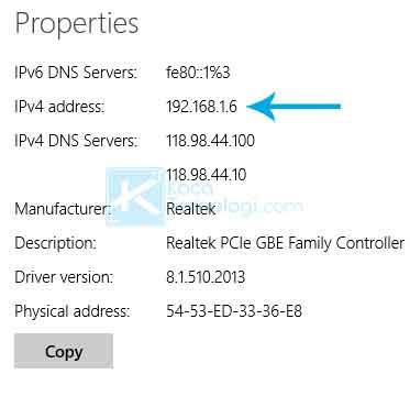 Jika Anda adalah pengguna Windows 8 dan 10, maka cara ini dapat Anda lakukan dengan mudah. Namun biasanya cara ini tidak tersedia bagi pengguna Windows 7.
