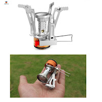 AOTU Portable Camping Stoves Backpacking Stove with Piezo Ignition