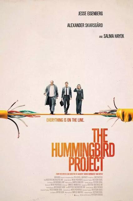 THE HUMMINGBIRD PROJECT  (2018) ταινιες online seires xrysoi greek subs