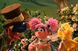 Sesame Abby in Wonderland