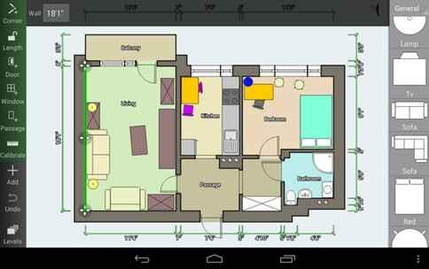 Cara Menggambar Desain Rumah Di Android