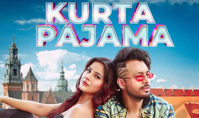 Kurta Pajama Lyrics