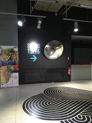 Studio 13/16 in Centre Pompidou Paris