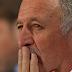 Palmeiras pode ter problema importante, mas Felipão tranquiliza torcida
