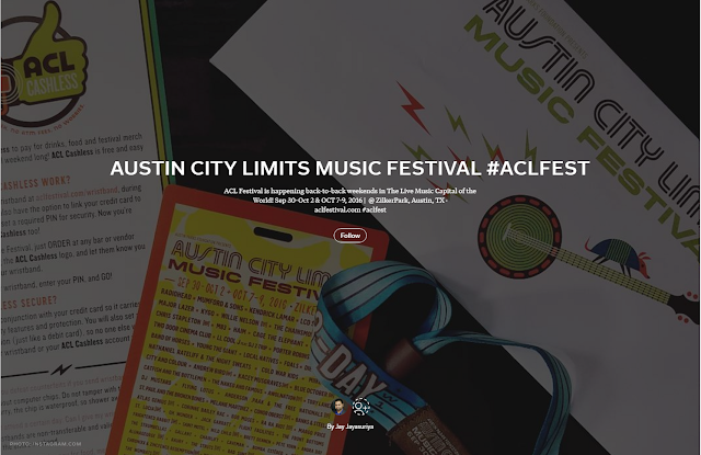 ACL fest on Flipboard by Jay Jayasuriya