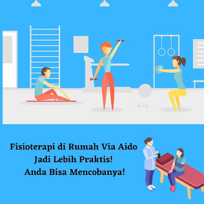 Fisioterapi di Rumah Via Aido