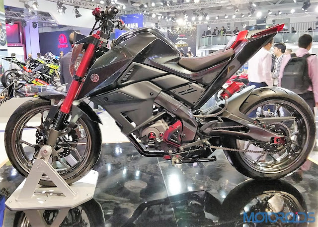 Yamaha Hyper Slaz india price