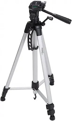 AmazonBasics 60-Inch Lightweight Tripod with Bag | Best Tripod for DSLR and Mobile in India | Best Tripod Reviews