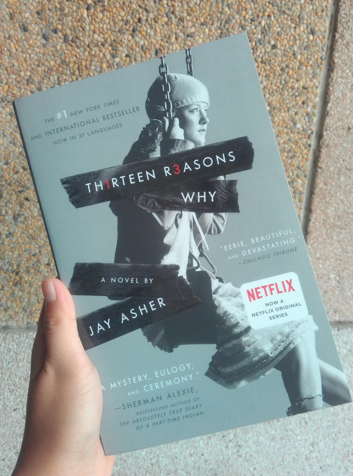 Book Review Thirteen Reasons Why By Jay Asher A Blog About