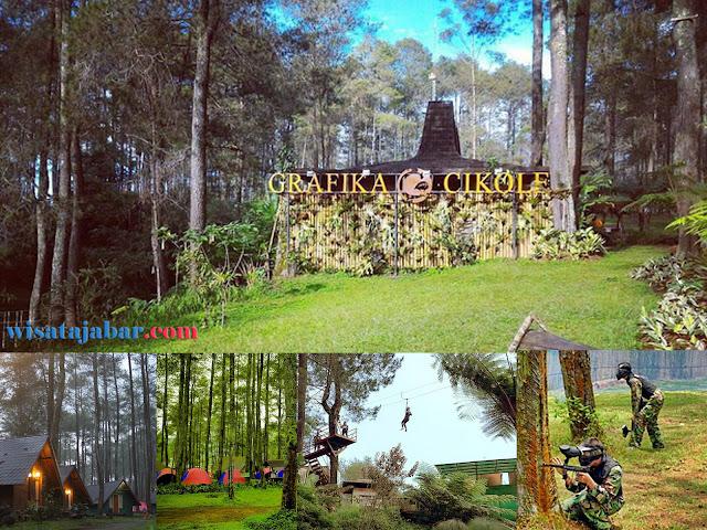 Wisata Bandung Grafika Cikole