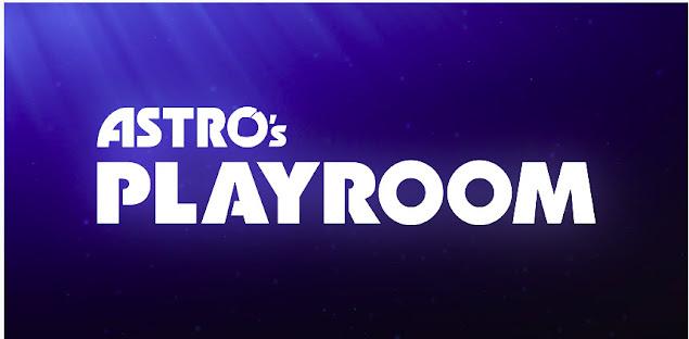 Logo of Astro's Playroom