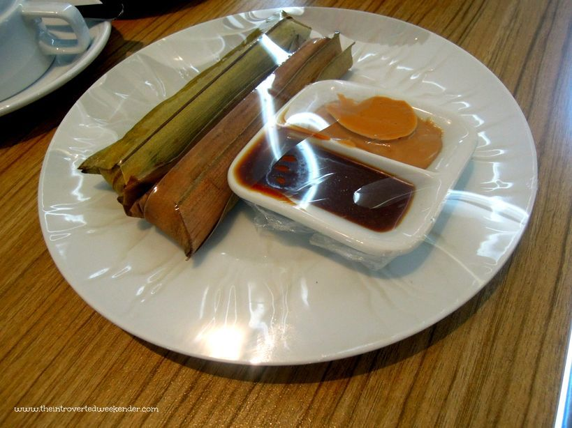 Suman de Baler at Costa Pacifica