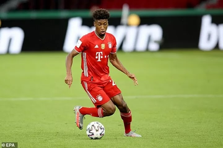 Chelsea are keen on replacing Callum Hudson-Odoi with another Champions League winner in Kingsley Coman this summer, reportedly plotting a swap with Bayern Munich.  article image The Frenchman's talks over a new deal with the Bundesliga champions have stalled despite Julian Nagelsmann rating the winger, with the club unwilling to match his high wage demands.  Bayern have been long-time admirers of Hudson-Odoi, and had a bid for the 20-year-old turned down last summer – not the first time they've made an approach for the Cobham academy graduate.  Hudson-Odoi fell out of favour with Thomas Tuchel towards the end of last season and could play a bit-part role in 2021-22 if he sticks around.  However, Bayern could finally get their man this summer, with Chelsea hoping to swap the wingers, according to L'Équipe.  Coman's deal runs out in 2023 but their contract stand-off means the Bavarians are weighing-up letting the star go, asking for £77m in return.  Manchester City and Liverpool are also being linked with the speedster, as were Manchester United before their deal for Jadon Sancho was finalised.  Coman scored the winner in the 2019-20 Champions League final and has a staggering trophy cabinet, with 24 titles at just 24-years-old.  Hudson-Odoi already has an FA Cup, Champions League and Europa League to his name, but has struggled to assert himself at Stamford Bridge like his fellow academy boys, Reece James and Mason Mount.  The Blues are also leading the chase for Erling Haaland this summer, but had their first bid rejected by Borussia Dortmund.
