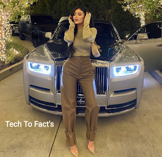 Kylie Jenner Net Worth.What is the monthly income of Kylie Jenner?