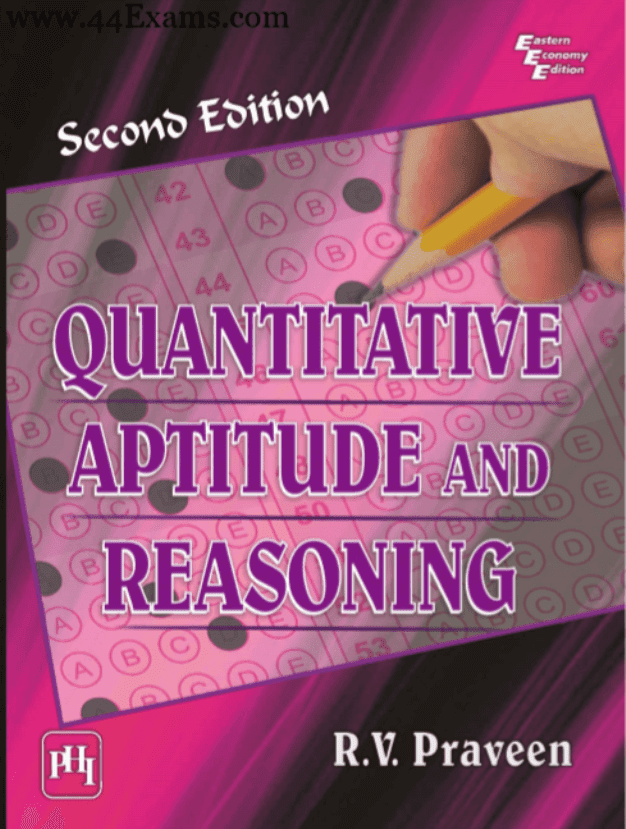 Quantitative-Aptitude-and-Reasoning-by-RV-Praveen-For-All-Competitive-Exam-PDF-Book