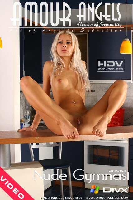 [AmourAngels] Milena - Nude Gymnast