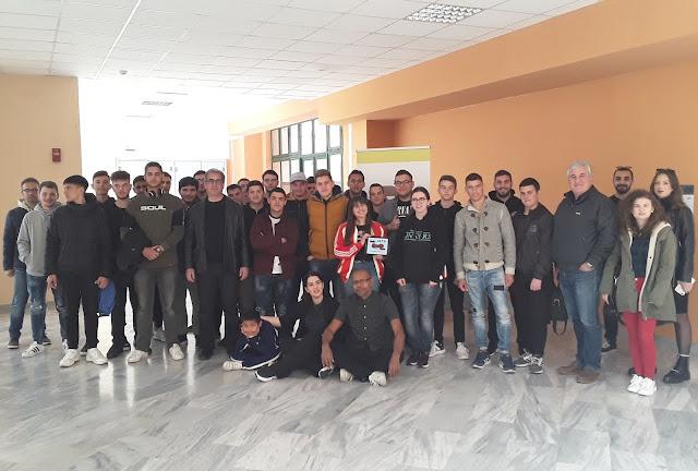 Πανεπιστημιακή εμπειρία για μαθητές από το 1ο ΕΠΑΛ και το 1ο Ε.Κ. Άργους