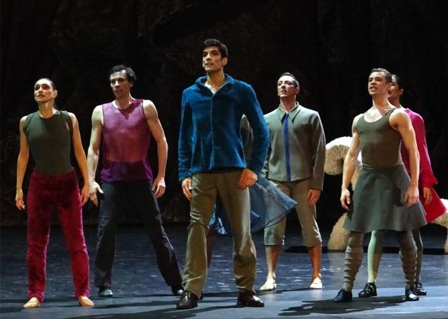 Criticas Jerome Robbins Mats Ek Ballet De L Opera De Paris