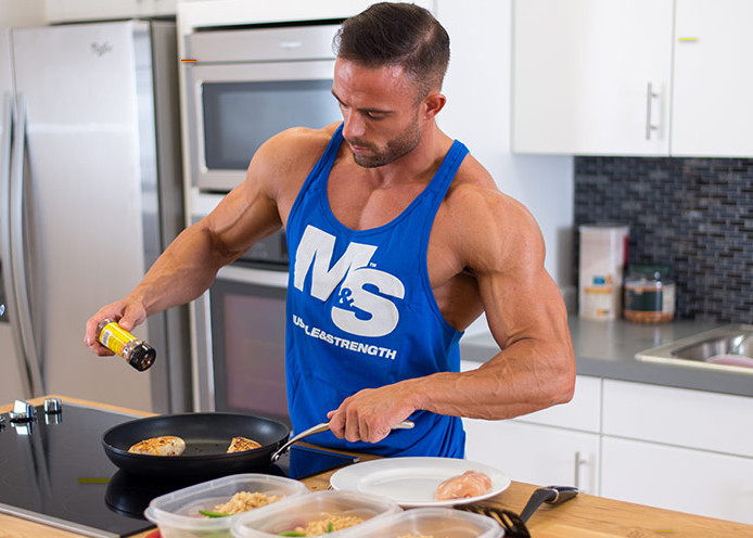 Key Factors To Maintain A Balanced Teen Bodybuilding Diet & Work Out Load