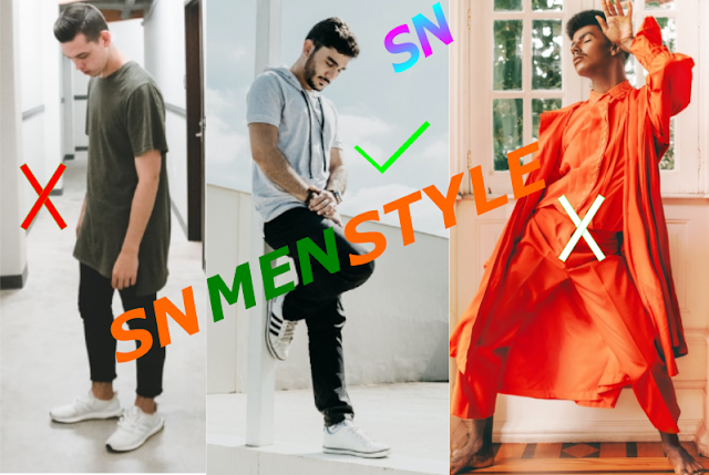 Men Wrong Fashion Style And Clothing