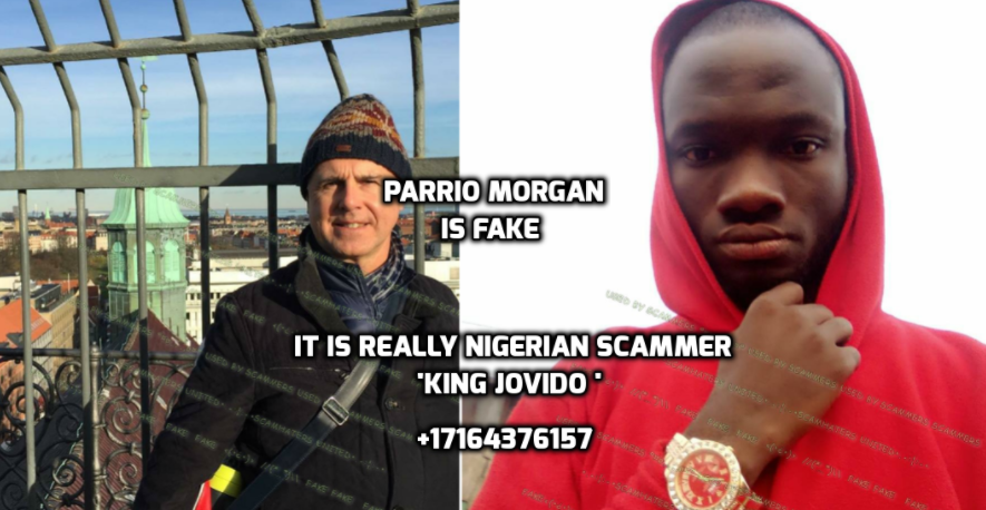 nigerian scamming