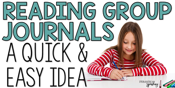 How to Easily Make Reading Group Journals