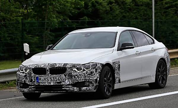 2018 BMW 4 Series Gran Coupe Facelift Design