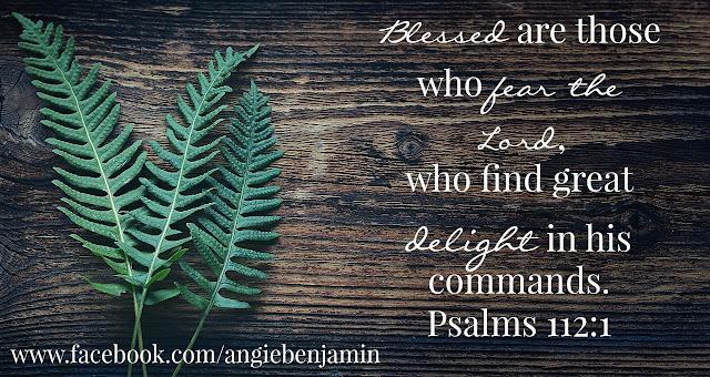 Psalms 112:1