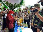 Desa Sukadana ilir Launching Kampung Tangguh Nusantara (KTN)