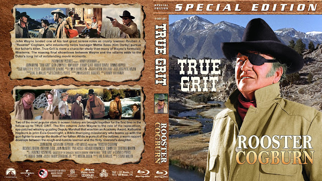 DVD Rooster Cogburn True Grit 1969 movieloversreviews.filminspector.com