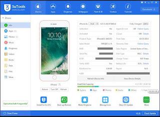 أفضل, وأقوي, برنامج, لإدارة, جوالات, آيفون, وأجهزة, iOS, وحفظها, إحتياطياً, 3uTools
