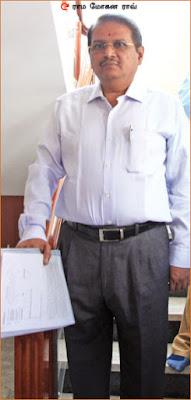 ராம மோகன ராவ் அதிரடி! என்ன பின்னணி?