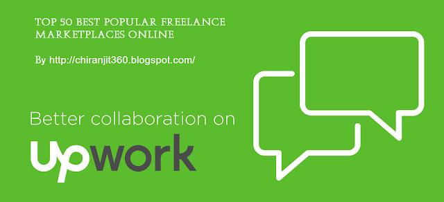 Popular Freelance Marketplaces